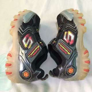 Skechers Hotlights For Toddler Kids