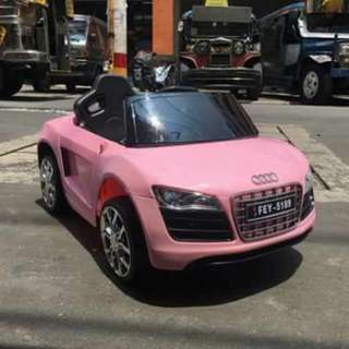 Toy Car Mini Audi