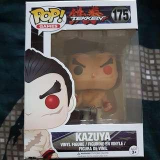 Funko POP! #175 Tekken 7 Kazuya