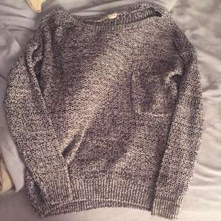Garage Oversize Sweater