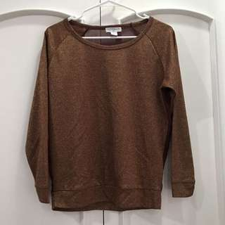 Cotton On Copper Sweater