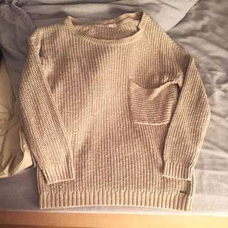 Garage Over Size Sweater