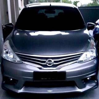 Nissan Grand Livina 1.8 A Full Spec 2013