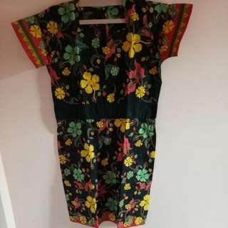 Flower Batik Dresa