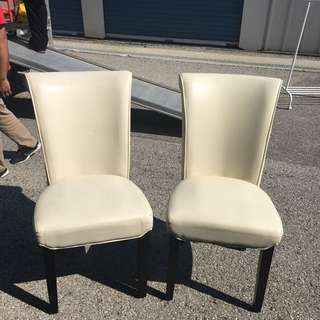 2 Piece Dining Chairs