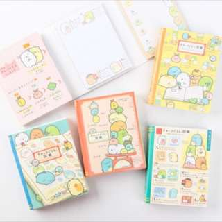 Sumikko Gurashi Pocket Notebook