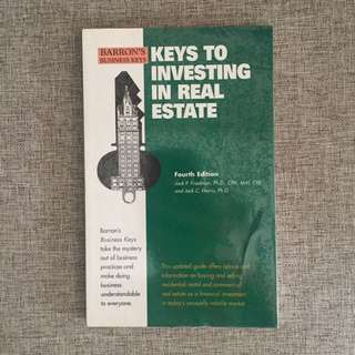 Keys To Investing In Real Estate