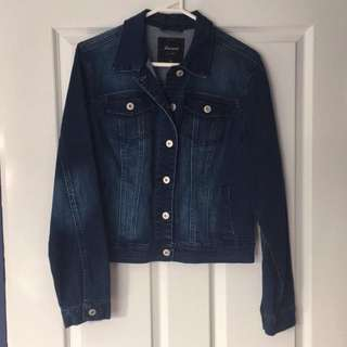 Jeanswest Stretch Denim Jacket 12
