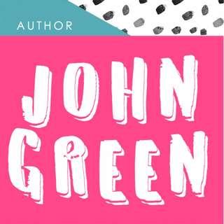 Ebook Bundle: JOHN GREEN (8 Books)