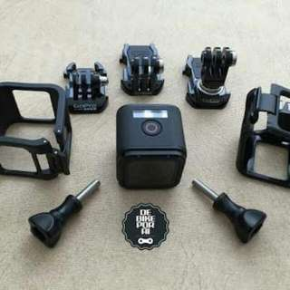 For RENT  GO PRO HERO SESSION 5