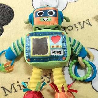 Lamaze Robot Soft Toys / Stroller Toy /Crib You