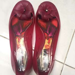 Furla Jelly Shoes Original