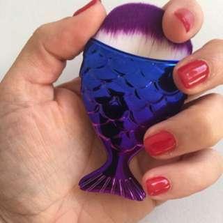 Mermaid Contour Brush