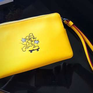 Coach Disney Purse