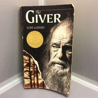 🚚 國外青少年文學 The Giver