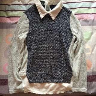 Sweater Shirt (NEW)