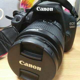 Canon Camera EOS 1200D