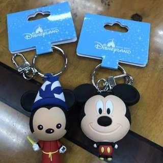 Gantungan Kunci Disneyland Hongkong