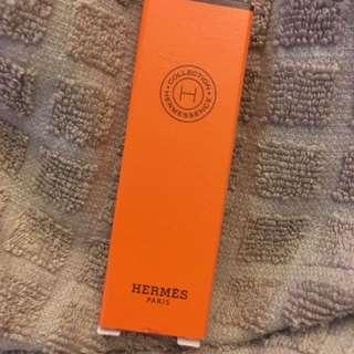 Hermes Perfume Sample