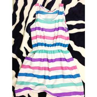 Candies Rainbow Dress