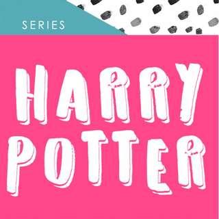 Ebook Bundle: Harry Potter + Pottermore Special + Hogwarts Library  (13 Books)