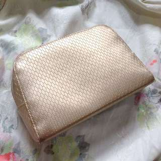 Authentic Bulgari Cosmetic/makeup Pouch