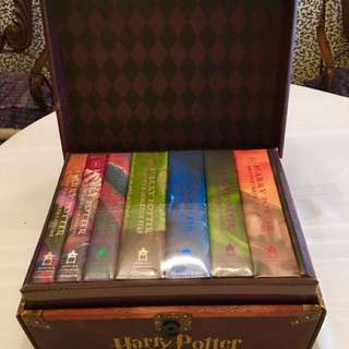 Harry Potter Hard bound Book Set