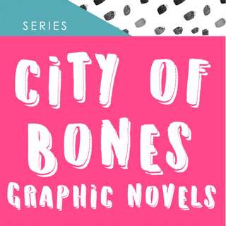 Ebook Bundle: City of Bones - Graphic Novels (7 Books)