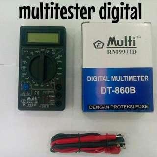 Digital Multitester