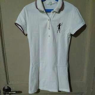 Long Polo Shirt