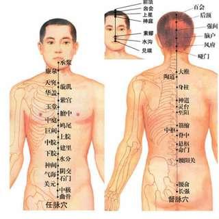 [Free] Quick 15mins Body Gua Sha免费15分钟刮痧服务