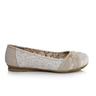 Jellypop Mollie, size 6, color: natural (2 pairs available)