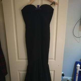 Sheike Mermaid Formal Dress