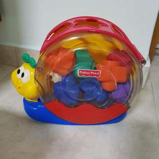 Preloved Fisher price Toy Sorter