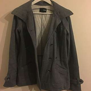 Grey Hurley Jacket Size Small