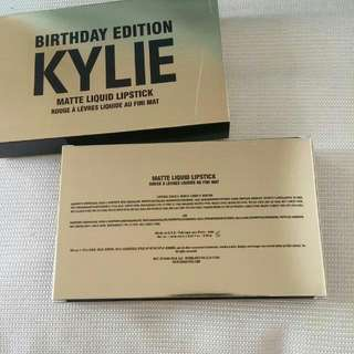 Kylie Birthday Edition - Matte Lipstick