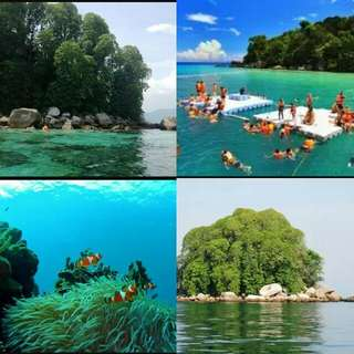 Pakej Snorkeling Ke Pulau Tioman