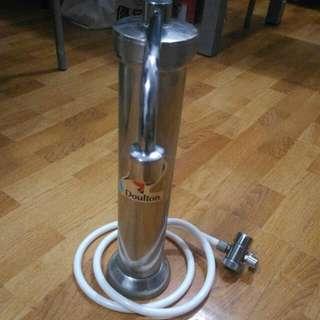 二手 英國 Doulton 濾水器 連濾芯