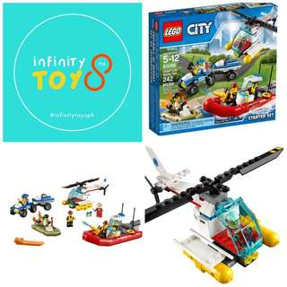 20% OFF!! LEGO City Starter Set 60086