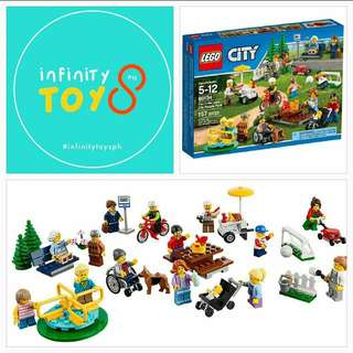 40% OFF!! LEGO City Fun in the Park 60134