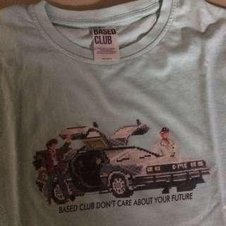 Based Club Tee Shirt