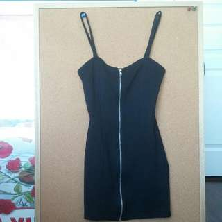 Black Skin Tight H&M Dress