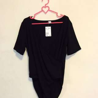 NEW! HnM Black Top