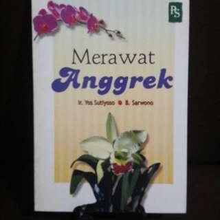 Buku MERAWAT ANGGREK