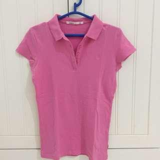 BALENO Pink Shirt