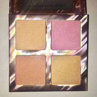 Urban Decay Afterglow Palette