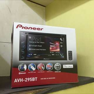 Special Offer Pioneer Car Audio AVH-295BT