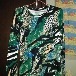 Westbound - Leopard Longsleeve Shirt