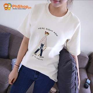 Korean T-Shirt