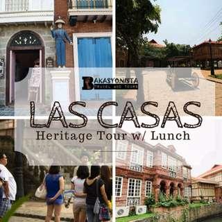 LAS CASAS Day Tour Pass